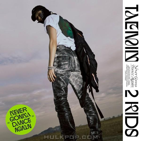 TAEMIN – Never Gonna Dance Again : Prologue – Single