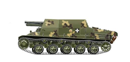 Nimród 80mm