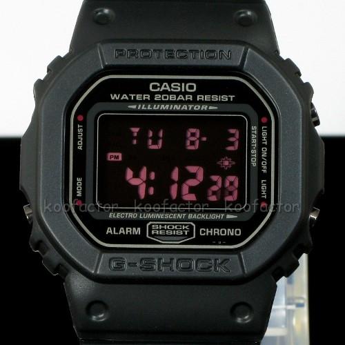 696a4f7002c44 Military Series G-Shock DW5600MS-1