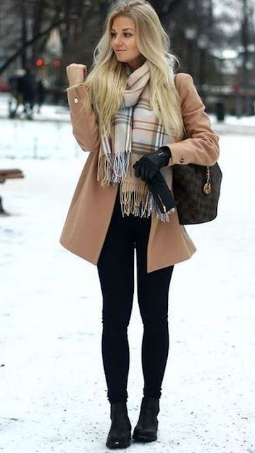 15+ Classy Winter Outfits for Women