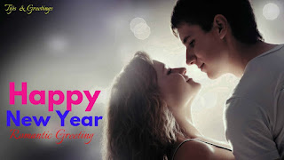 Happy New Year for boy friend and girlfriend