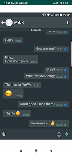 gbwhatsapp themes