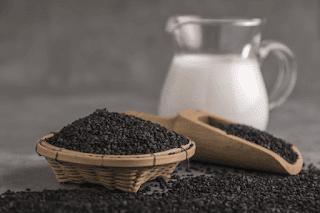 Thành phần dinh dưỡng của hạt mè đen