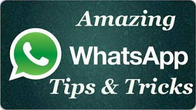 Whatsapp Tricks 2017 (32 Latest Whatsapp Tips and Tricks)