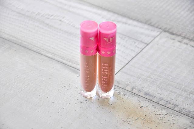 top 5 kosmetyków do makijażu dostępnych w drogerii douglas - pomadka do ust jeffree star velour liquid lipstick