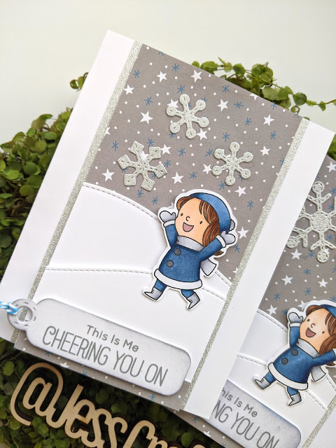 Card for One Sheet Wonder Template #15 by Jess Crafts