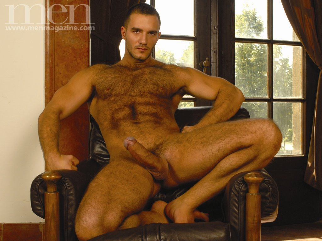 Ted colunga hairy dick
