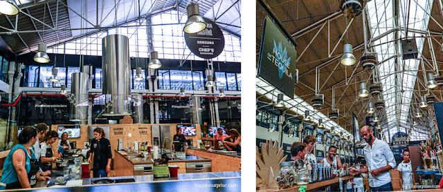Academia de Cozinha do Mercado da Ribeira, em Lisboa