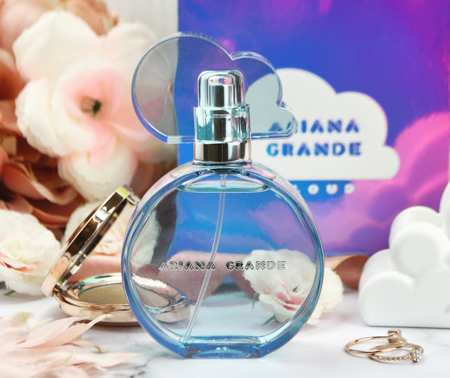 Ariana Grande Cloud Perfume, newly launched at The Fragrance Shop - Review, Lovelaughslipstick Blog