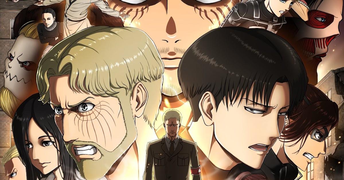 Attack On Titan Season 4 Download | Attack On Titan Final ...