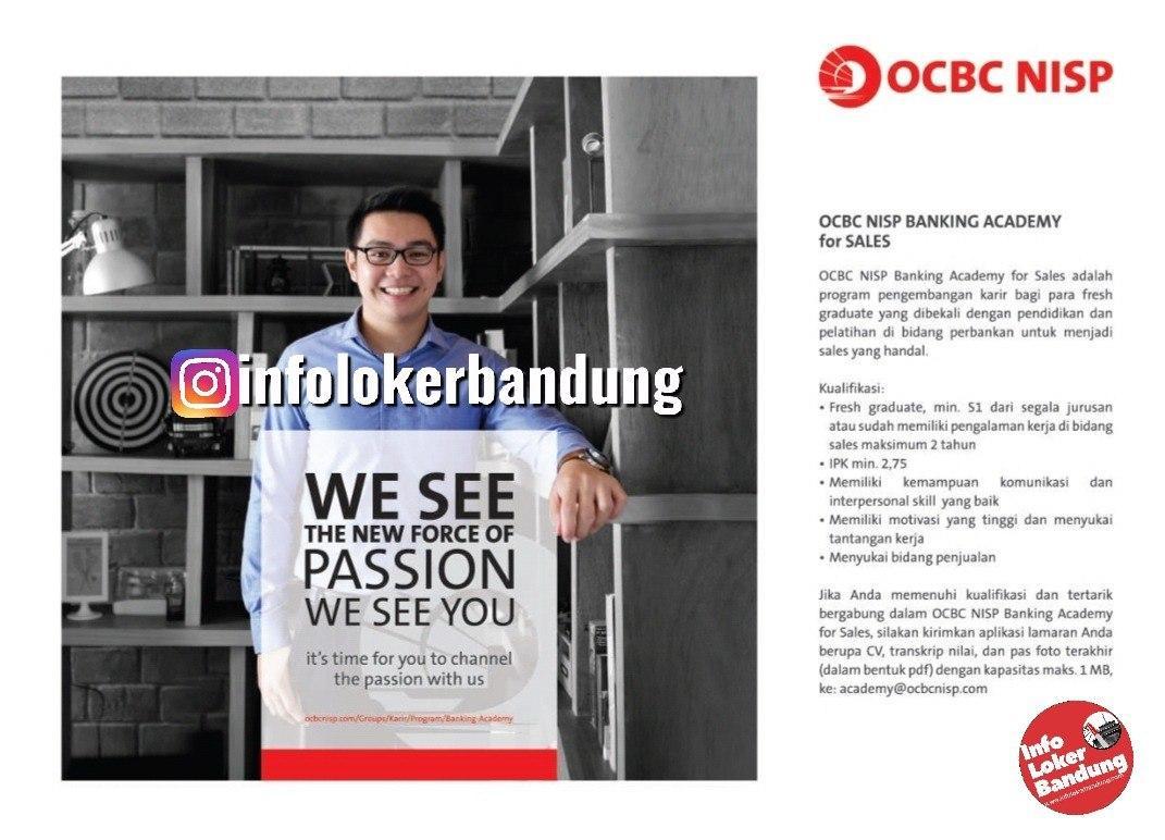 Lowongan Kerja Bank OCBC NISP April 2020