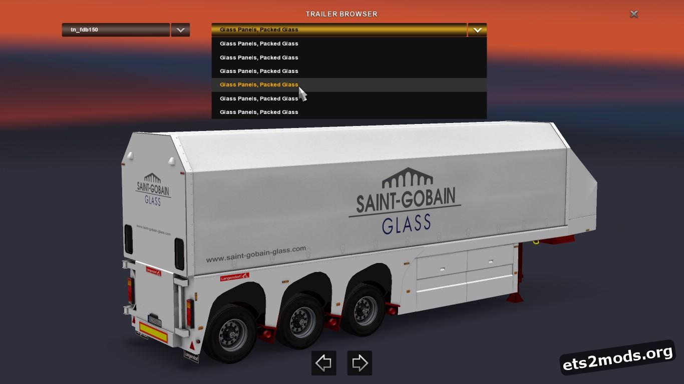 SCS Glass Trailer [Reworked]