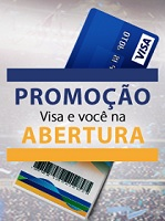 Participar Promoção Visa e Você na Abertura