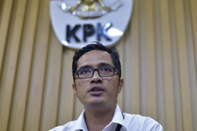 KPK Tak Tahu Surat Setnov ke Jokowi