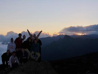Montgomery Catholic Student Summits Mount Kilimanjaro 4
