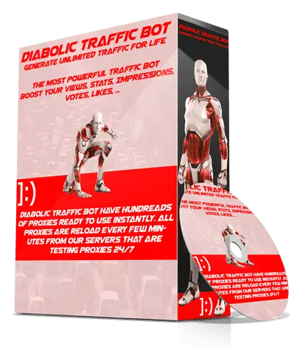 how to use diabolic traffic bot