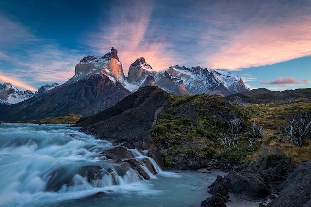 Como é a excursão para Torres del Paine