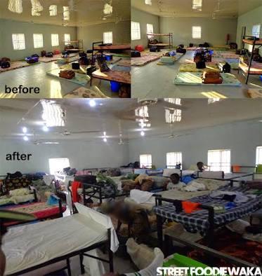 Nysc camp hostels