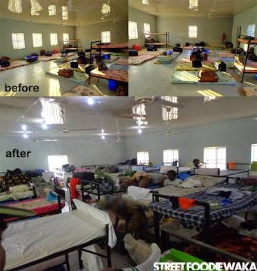 Nysc camp hostels