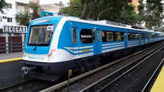 Tren Mitre Ramal Tigre