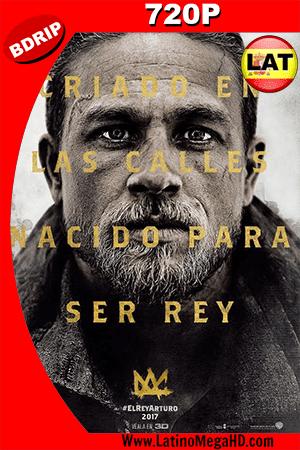 El Rey Arturo: La Leyenda de la Espada (2017) Latino HD BDRip 720p ()