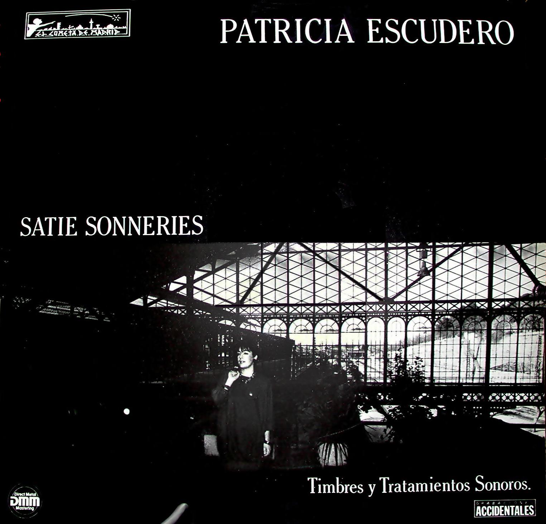 Patricia Escudero Satie Sonneries