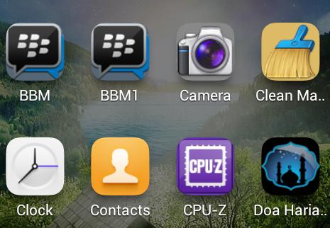 Dual BBM, Cara Instal 2 BBM dalam 1 Android