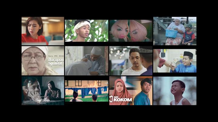 Iklan & Filem Pendek Raya 2018 Yang Best Tonton