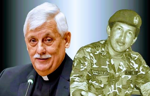 """El """"papa negro"""" Arturo Sosa explica en su nuevo libro cómo le salvó la vida a Hugo Chávez en 1992"""