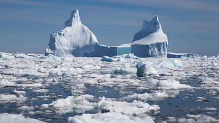 Κύμα καύσωνα έλιωσε το 20% του χιονιού σε νησί της Ανταρκτικής