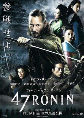 Film 47 Ronin ( 2013)