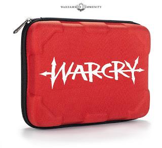 caja transporte WarCry