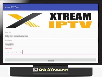 XTREAM CODES ACCOUNT IPTV