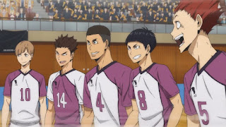 ハイキュー!! アニメ 3期7話   Karasuno vs Shiratorizawa   HAIKYU!! Season3