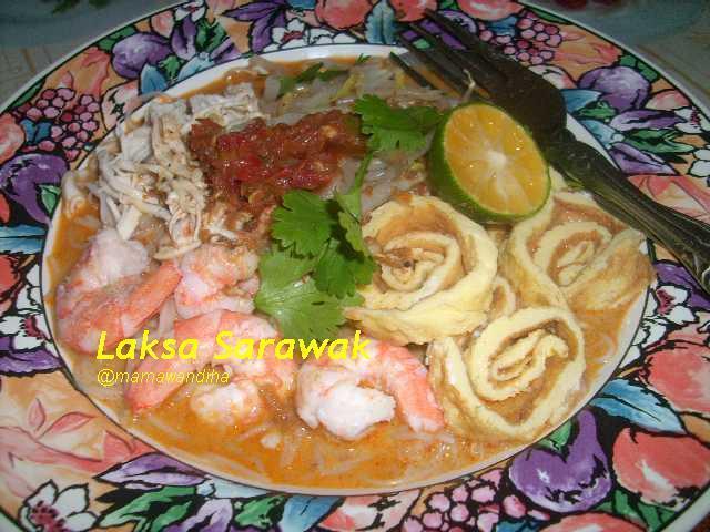 Resepi Laksa Sarawak Original