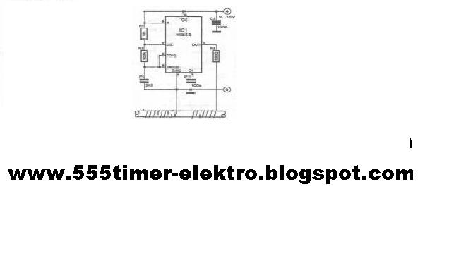 home 555 zener diode tester circuit