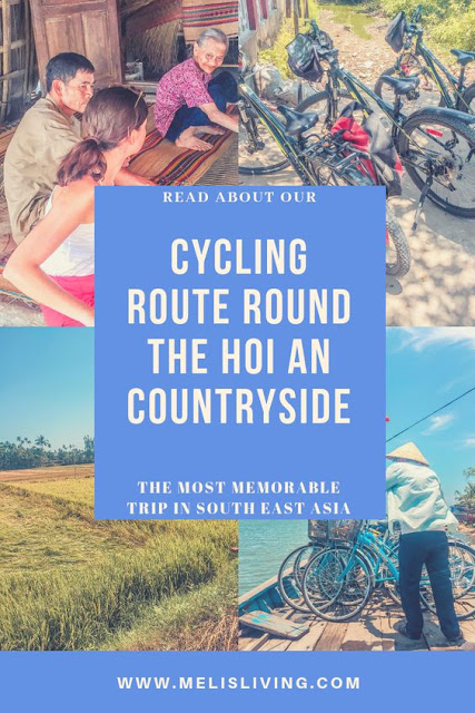 Cycling trip to explore Hoi An countryside
