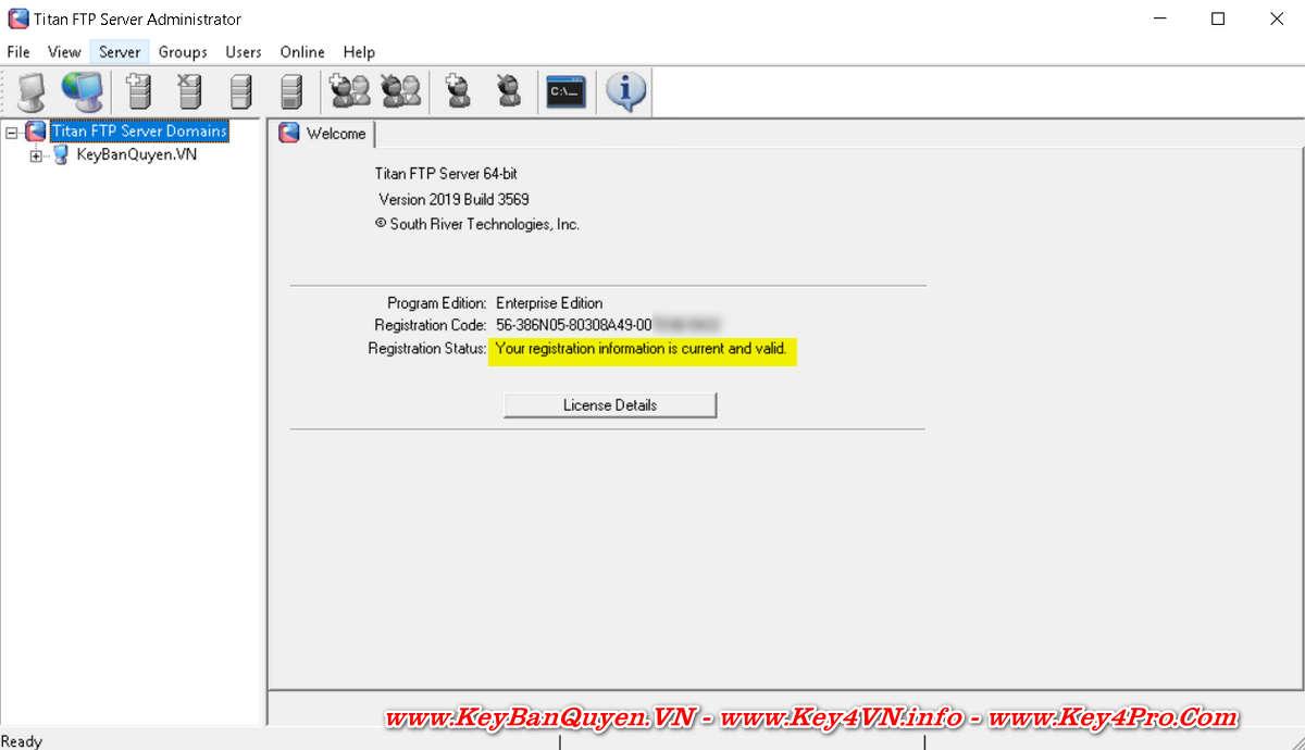 Download và cài đặt , Máy chủ SFTP mạnh mẽ cho Windows .