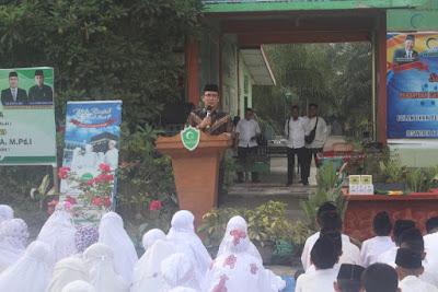 Kakankemenag Tanjungbalai Beri Arahan Untuk Siswa/i Al Washliyah Gading