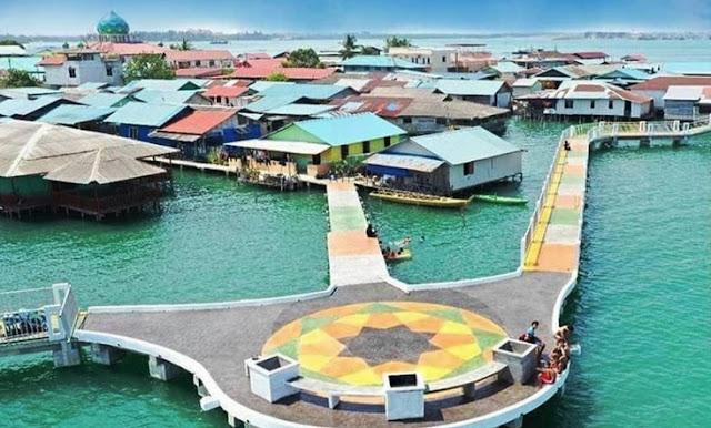 Kampung Tua Tanjungriau Menjadi Pilot Project Program Kotaku, Pembangunannya Menggunakan Anggaran dari APBN dan APBD