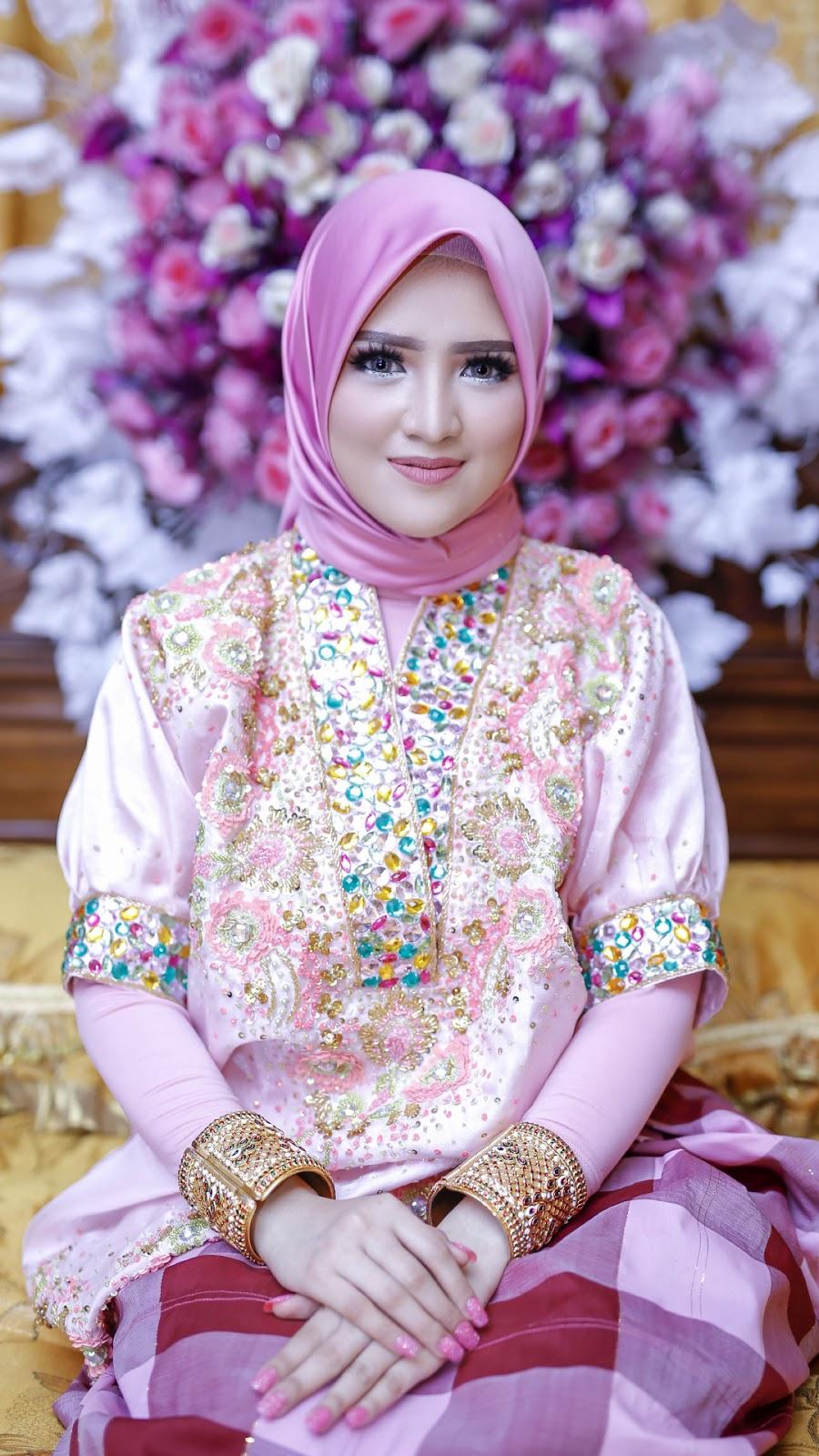 kecantikan gadis Bugis wallpaper muslimah cantik