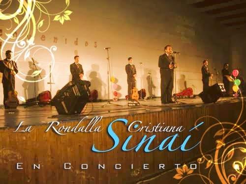 La Rondalla Cristiana Sinaí-Vol 9-En Concierto-