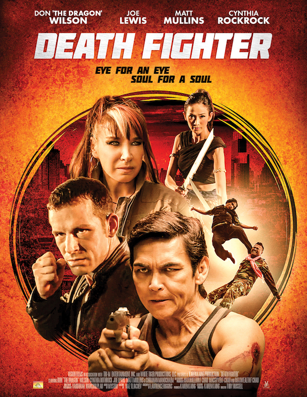 Death Fighter [2017] [DVDR] [NTSC] [Subtitulado]
