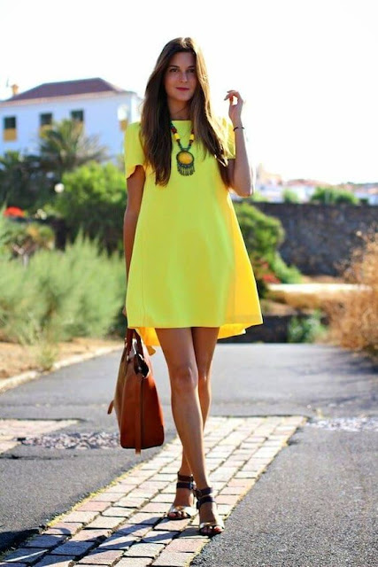 How to Wear Bright Colors Right?
