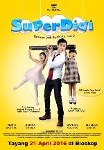 Sinopsis Film SUPER DIDI (2016)