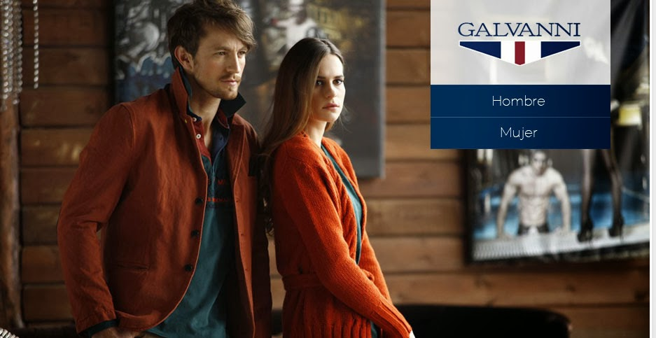 Galvanni hombre y mujer mejor que en rebajas