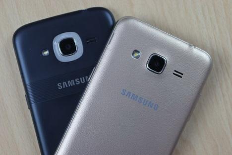 Perbandingan Samsung Galaxy J2 vs. Samsung Galaxy J3