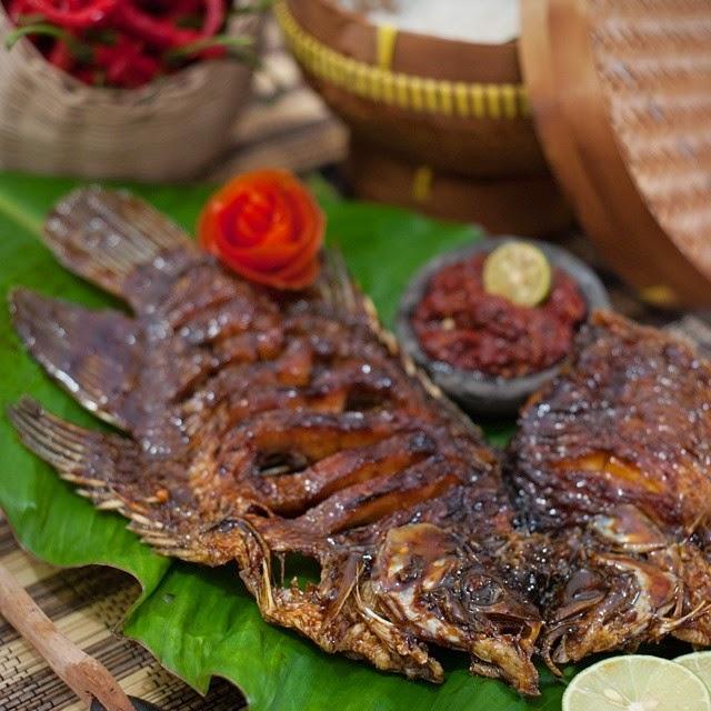 RM Nyoto Roso, Seafood & Ikan Bakar Kepiting Ungaran