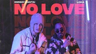 NO LOVE LYRICS — EMIWAY BANTAI × LOKA | NewLyricsMedia.Com