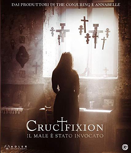 Crucifixion Blu-Ray